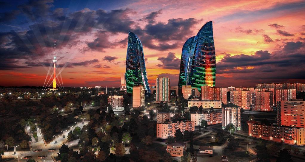 Дешевые авиабилеты Саратов - Баку (Азербайджан)