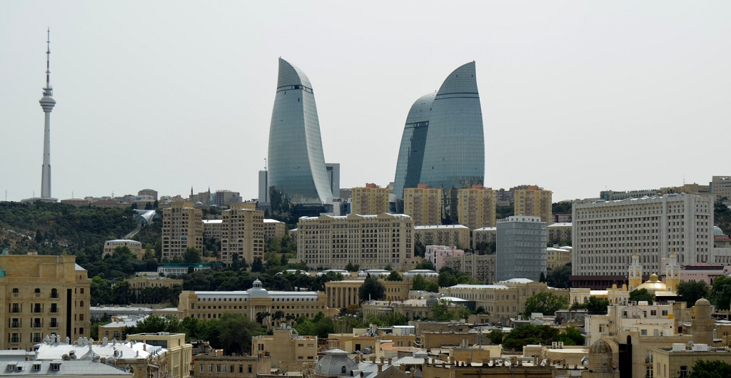 Дешевые авиабилеты Воронеж - Баку (Азербайджан)