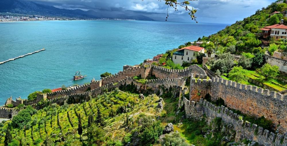 Алания (Аланья), Турция.