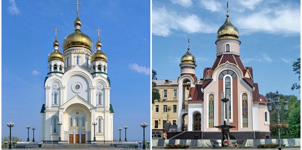 Дешевые авиабилеты Хабаровск - Владивосток / Владивосток - Хабаровск