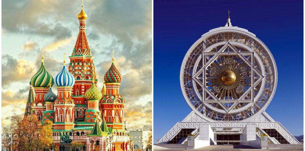 Дешевые авиабилеты Москва - Ашхабад / Ашхабад - Москва