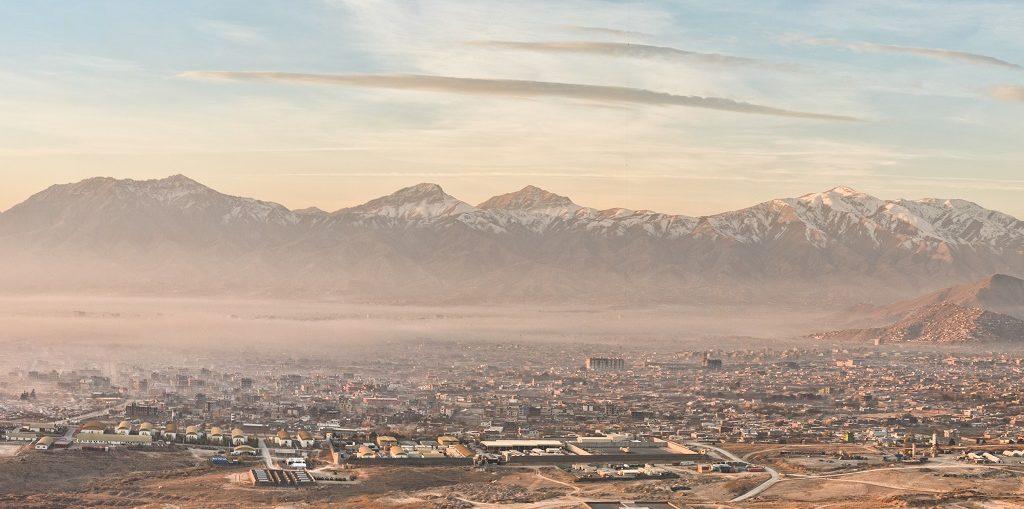 Дешевые авиабилеты Москва - Кабул (Афганистан)