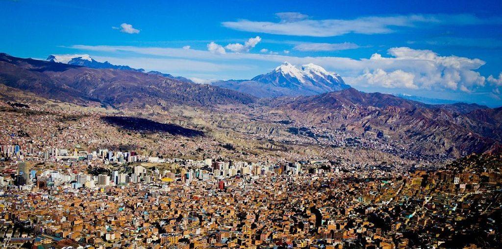 Дешевые авиабилеты Москва - Ла-Пас (Боливия)