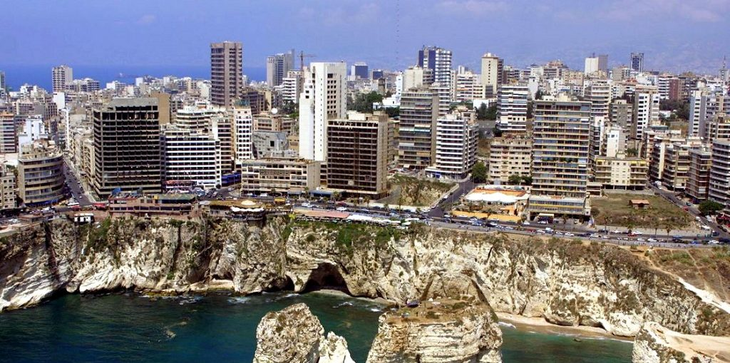 Дешевые авиабилеты Санкт-Петербург - Бейрут (Ливан)