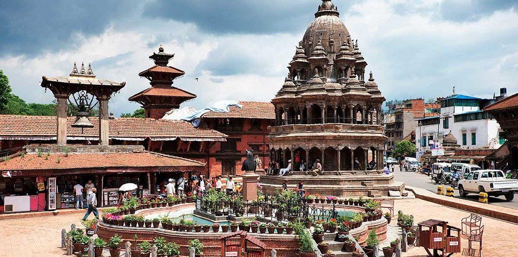 Дешевые авиабилеты Санкт-Петербург - Катманду (Непал)