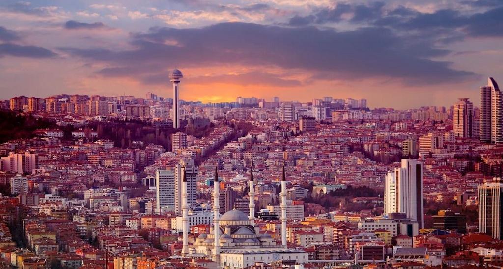 Дешевые авиабилеты в Анкару