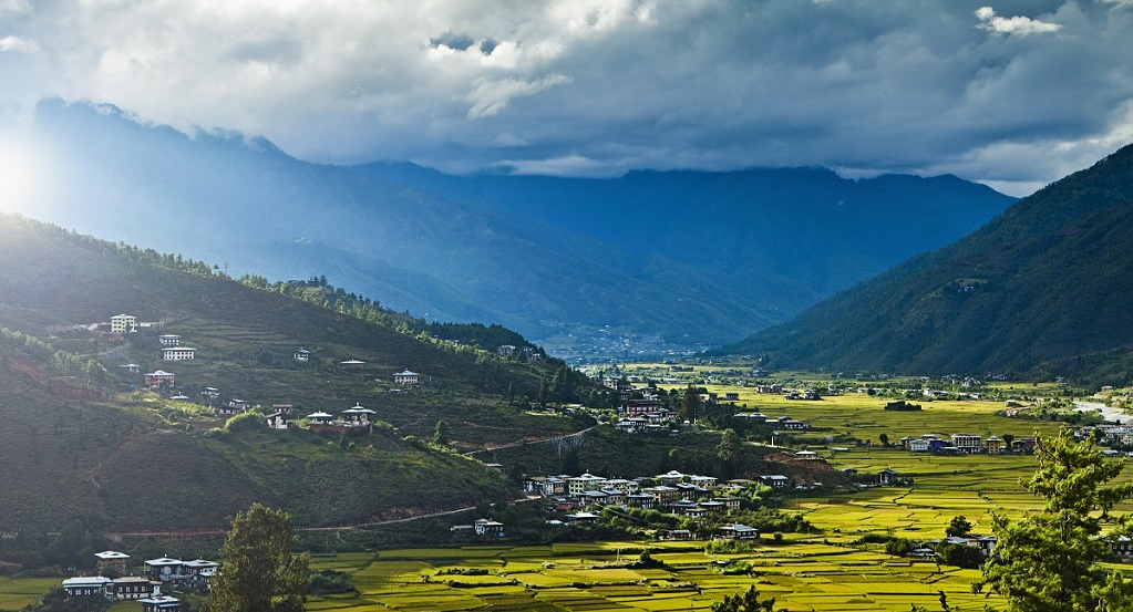 Дешевые авиабилеты в Бутан