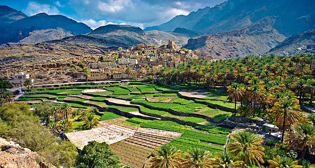 Дешевые авиабилеты в Оман