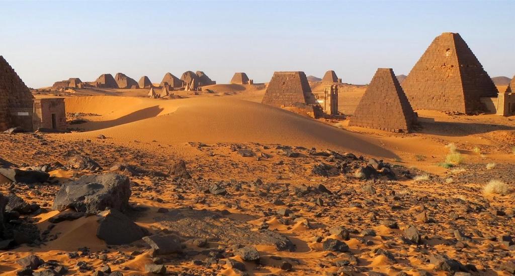 Дешевые авиабилеты в Судан