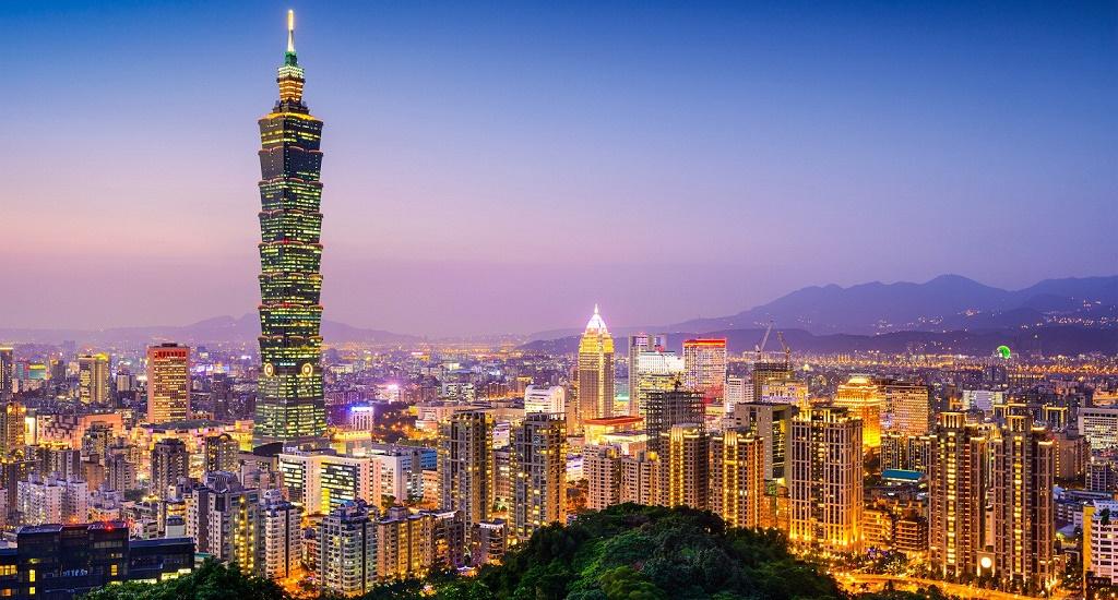 Дешевые авиабилеты в Тайвань