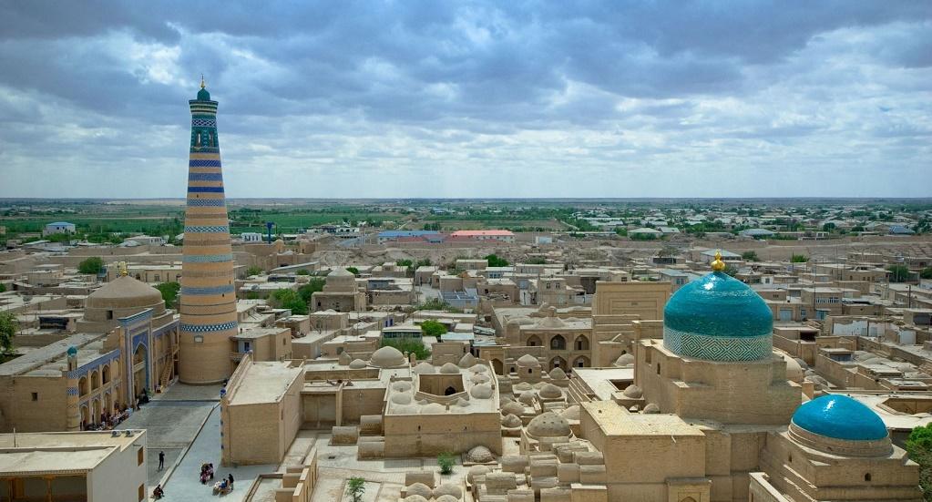 Дешевые авиабилеты в Узбекистан