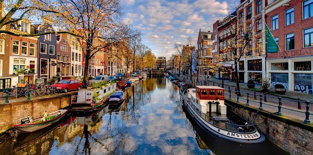Дешевые авиабилеты Екатеринбург - Амстердам (Нидерланды)