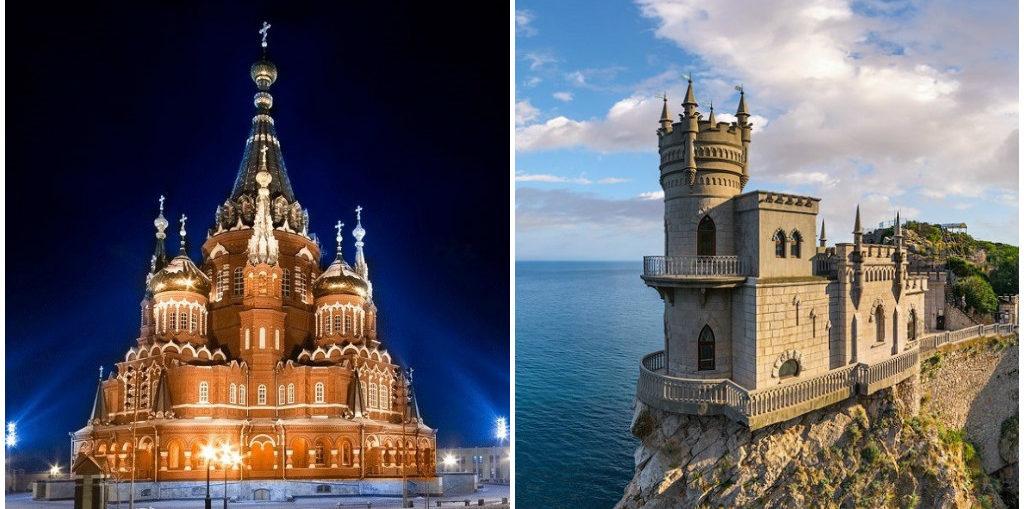 Дешевые авиабилеты Ижевск - Симферополь / Симферополь - Ижевск