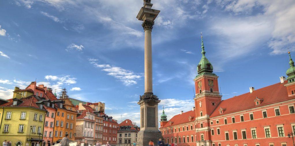 Дешевые авиабилеты Калининград - Варшава (Польша)