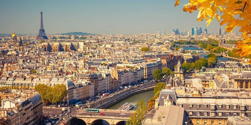 Дешевые авиабилеты Краснодар - Париж (Франция)