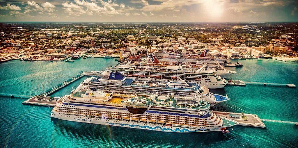 Дешевые авиабилеты Москва - Нассау (Багамы)