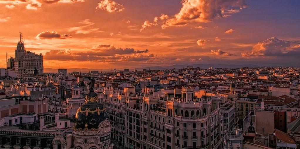 Дешевые авиабилеты Самара - Мадрид (Испания)
