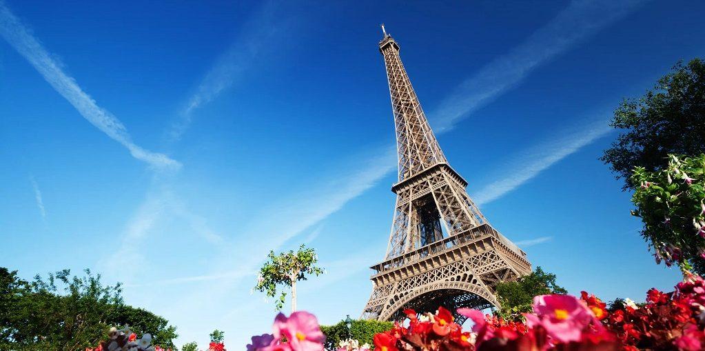 Дешевые авиабилеты Самара - Париж (Франция)