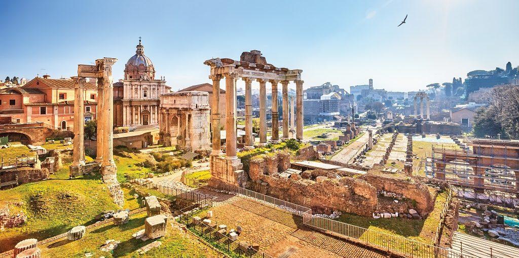 Дешевые авиабилеты Самара - Рим (Италия)