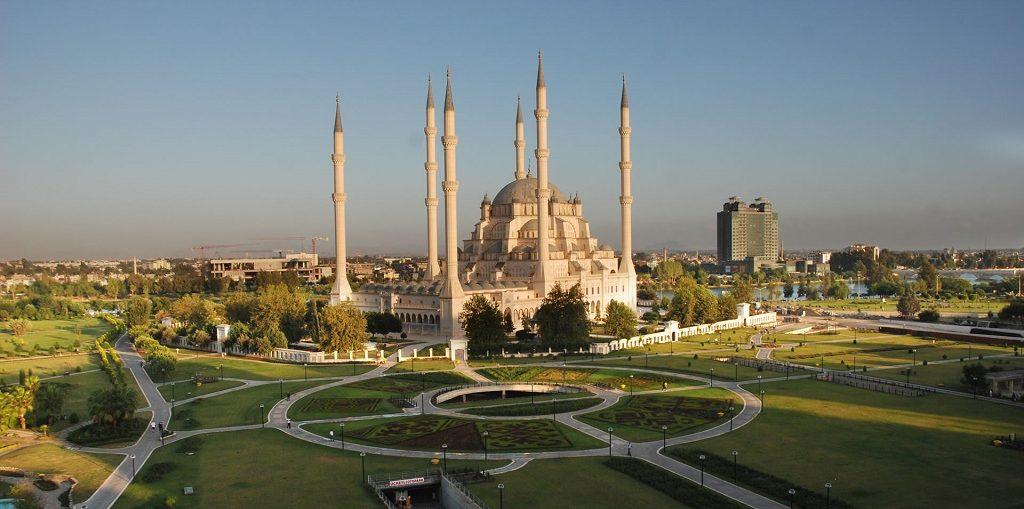 Дешевые авиабилеты Санкт-Петербург - Адана (Турция)