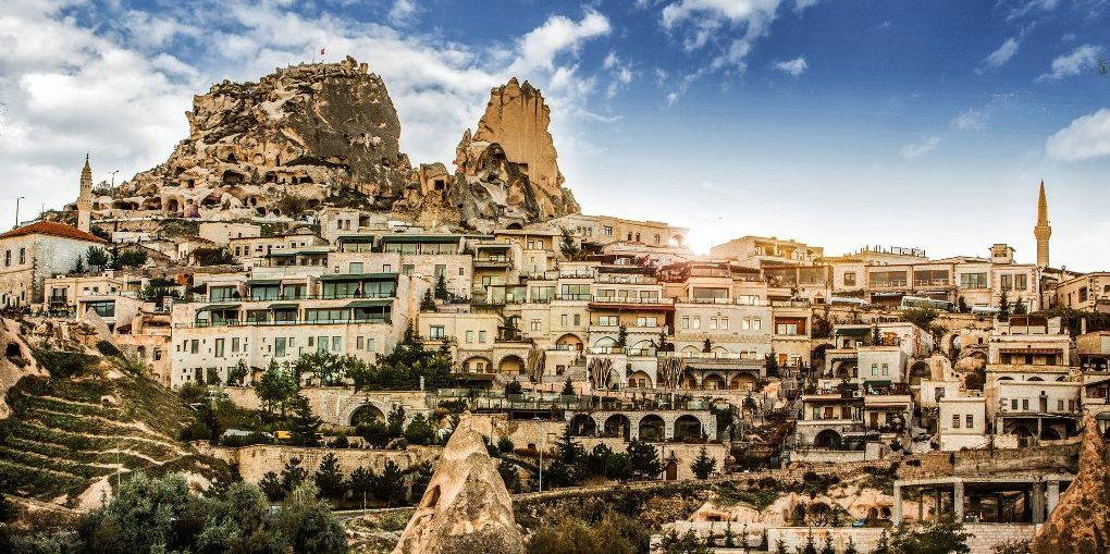 Экскурсии в Каппадокии Турция