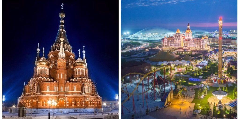 Дешевые авиабилеты Ижевск - Сочи / Сочи - Ижевск