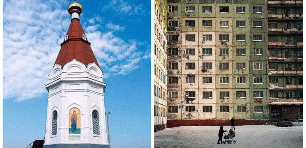 Дешевые авиабилеты Красноярск - Норильск / Норильск - Красноярск