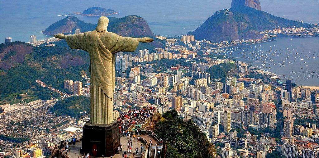 Дешевые авиабилеты Москва - Рио-де-Жанейро (Бразилия)