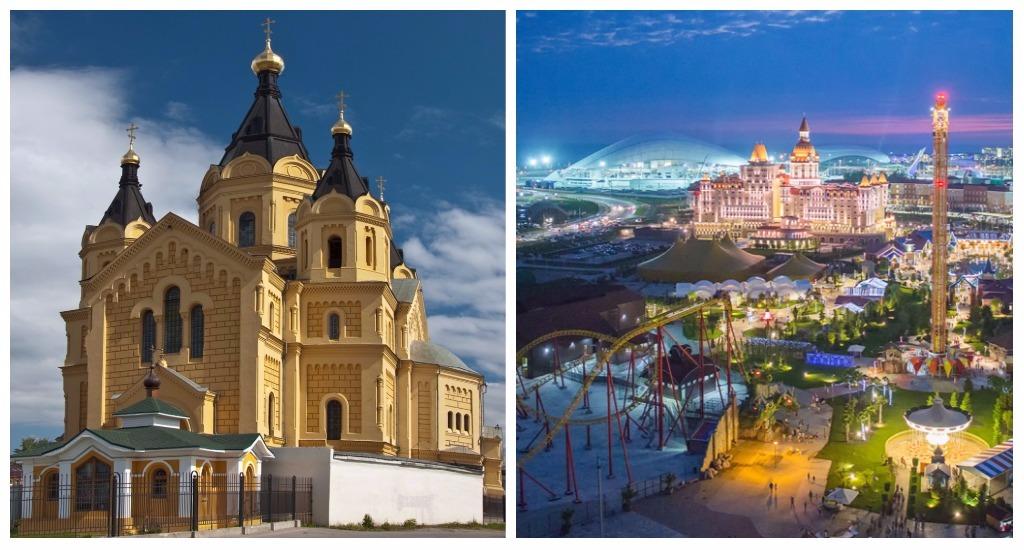 Дешевые авиабилеты Нижний Новгород - Сочи / Сочи - Нижний Новгород