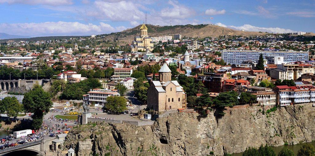 Дешевые авиабилеты Самара - Тбилиси (Грузия)