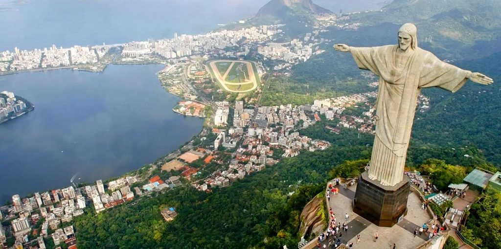 Дешевые авиабилеты Санкт-Петербург - Рио-де-Жанейро (Бразилия)
