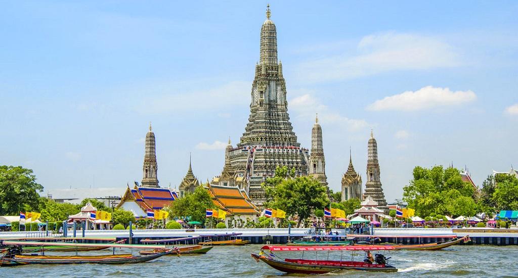Горящие туры в Бангкок (Таиланд) от всех туроператоров