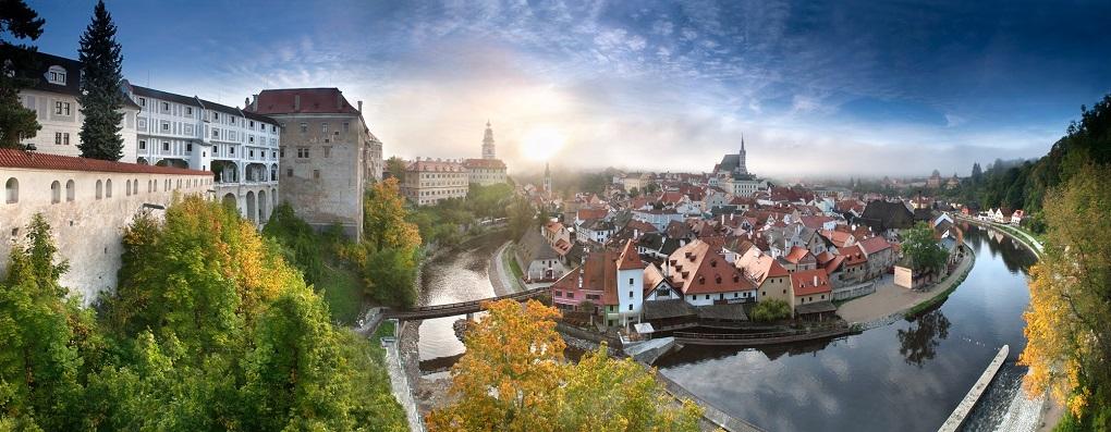 Экскурсия в Крумлов из Праги