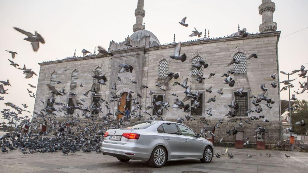 Аренда авто в Стамбуле, Турция