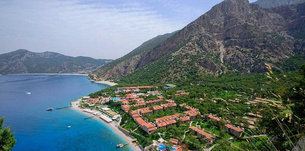 Дешевые авиабилеты Пермь - Даламан (Турция)