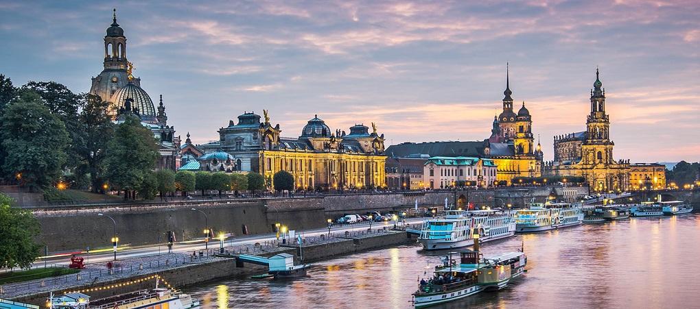экскурсии из Праги в Дрезден