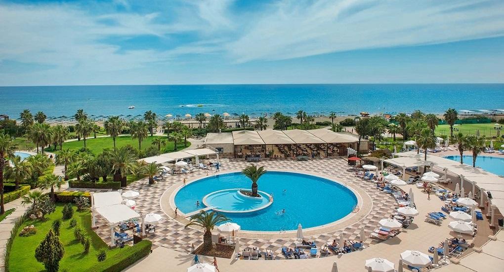 Лучшие отели Алании 5 звезд всё включено