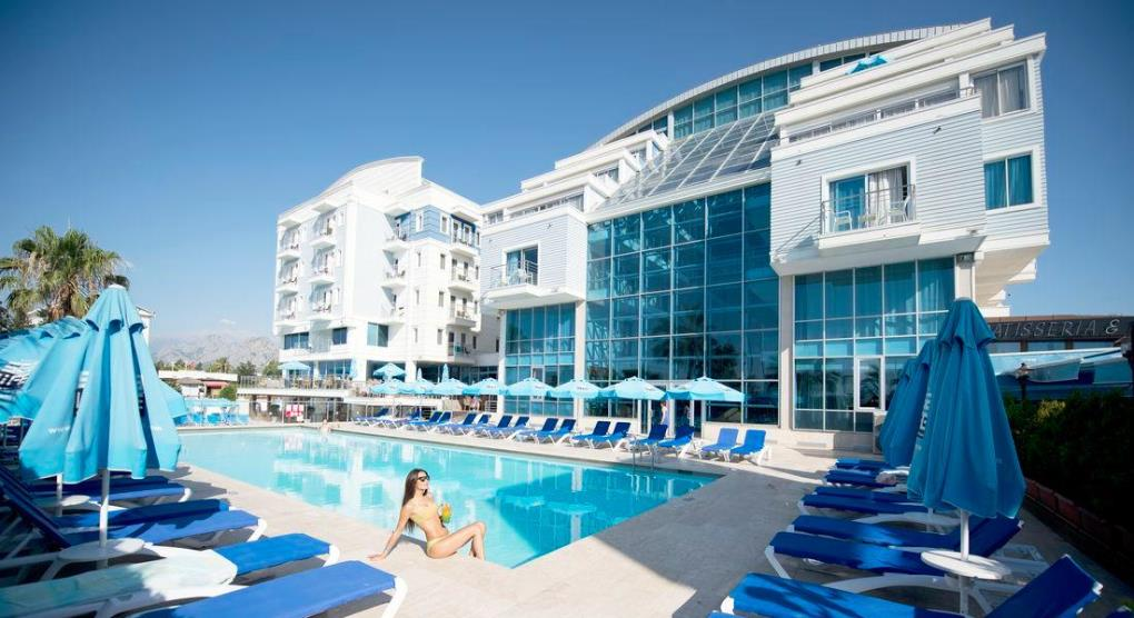 Лучшие отели Анталии 5 звезд на первой линии