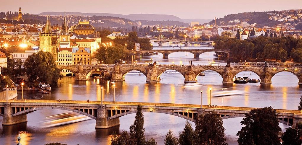 Обзорные экскурсии по Праге