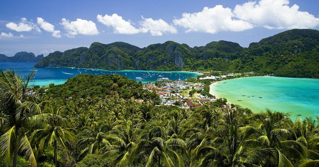Экскурсии с Пхукета на острова