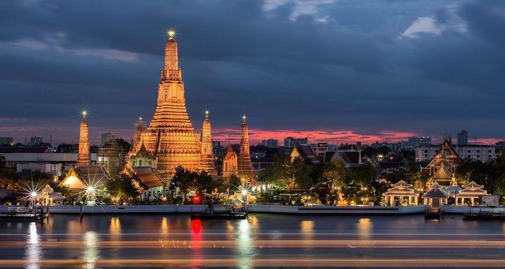 Экскурсии в Бангкоке 2017