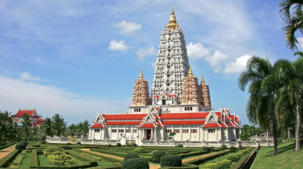 экскурсии в храмы паттайи