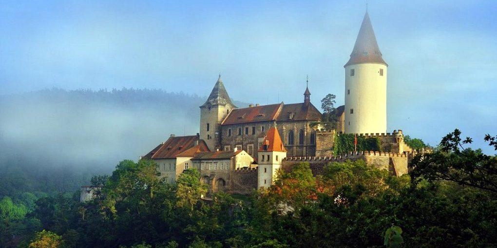 Экскурсии в замки Чехии из Праги