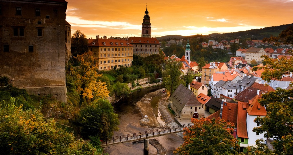 Экскурсии в замок Чешский Крумлов