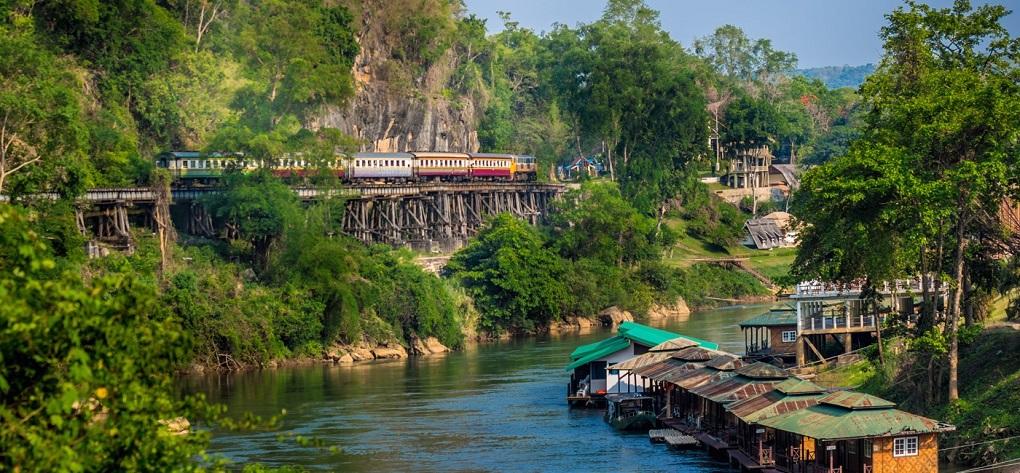 Экскурсия из Бангкока на реку Квай