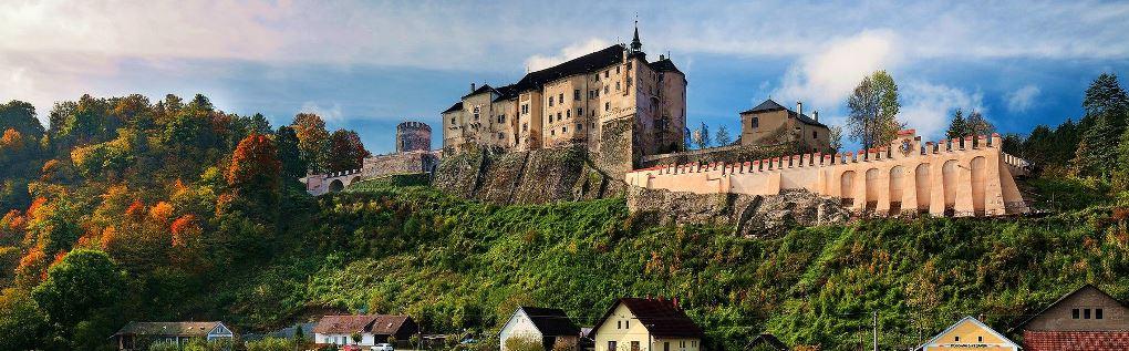 Экскурсия на Кутна гора, замок Штернберг и в знаменитую Костнице