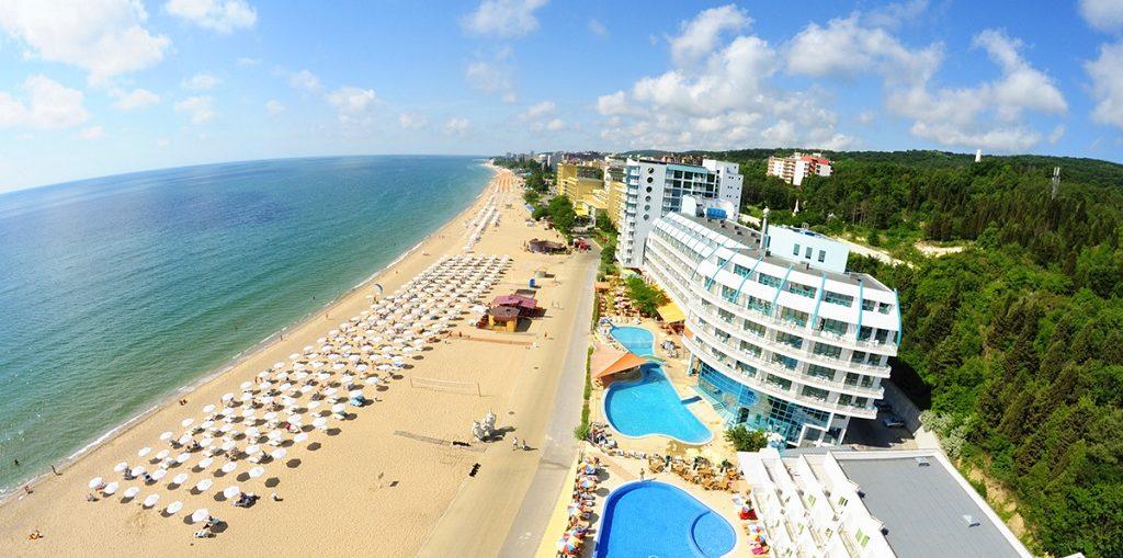 Горящие туры на Золотые Пески из Иркутска от всех туроператоров