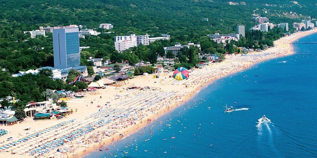 Горящие туры на Золотые Пески из Казани от всех туроператоров