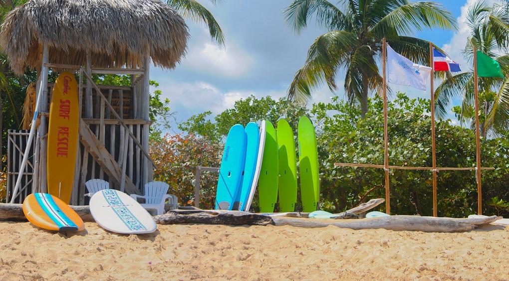 Экскурсии Сёрфинг в Пунта Кане