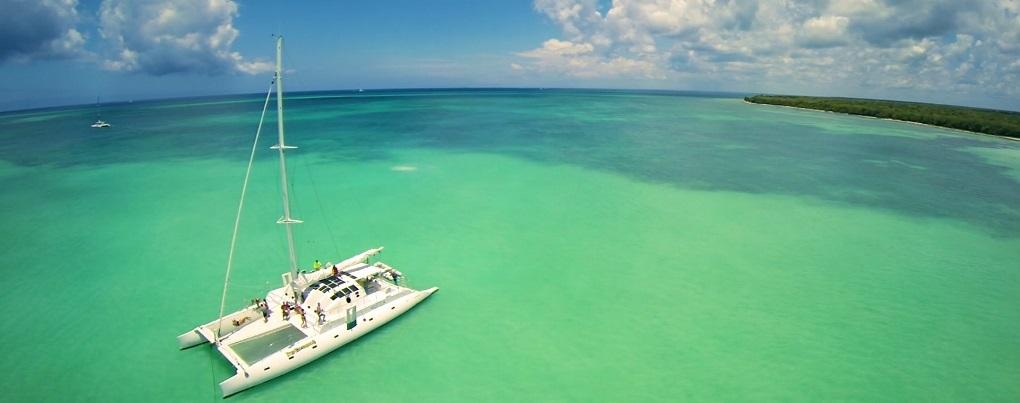 Экскурсии на яхте остров Саона